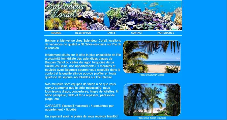 hébergement Réunion