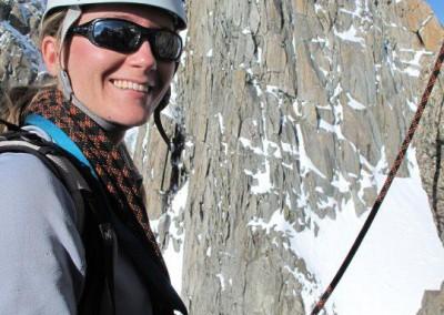 Véro - alpinisme Massif du Mont Blanc
