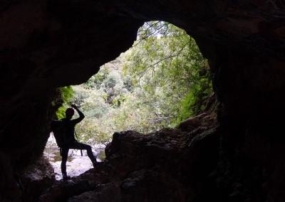 Sainte Suzanne grotte