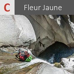 canyoning cilaos
