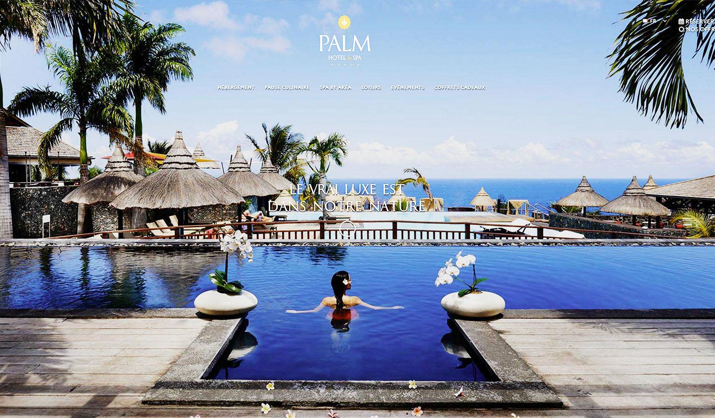 hotel Palm Réunion
