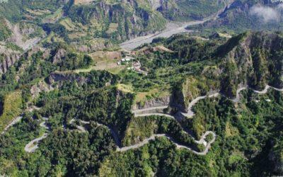 Ré-ouverture route de Cilaos